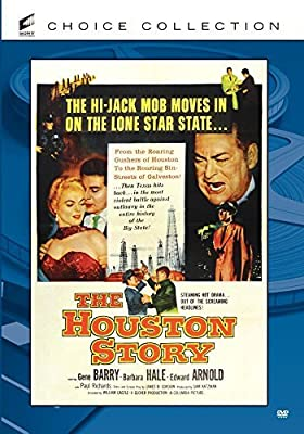 The Houston Story by Edward Arnold