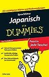 Sprachführer Japanisch für Dummies: Das Pocketbuch - Eriko Sato