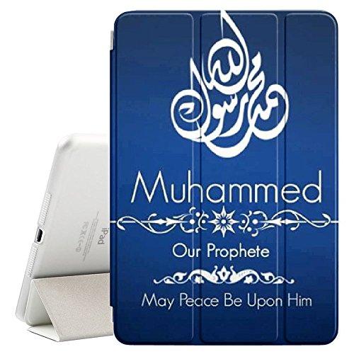 "FJCases Islam Muslim Koran Quora Allah Smart Cover Tablet-Schutzhülle Hülle Tasche + Auto aufwachen/Schlaf Funktion für Apple iPad Air 10.5"" / iPad Air 3"