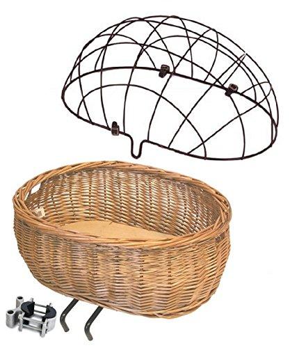 basil pluto inkl gitter hunde fahrrad korb lenkerkorb fahrradkorb hundekorb hundeinfo24. Black Bedroom Furniture Sets. Home Design Ideas