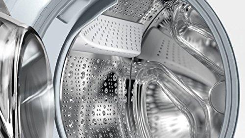 Siemens iQ700 WM14W5FCB Waschmaschine / 9,00 kg / A+++ / 152 kWh / 1.400 U/min / FC Bayern Meisterwascher / Nachlegefunktion / aquaStop mit lebenslanger Garantie / - 8