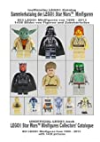 LEGO® Star WarsTM Minifigures Collectors' Catalogue - 853 LEGO® Minifigures from 1999 – 2013