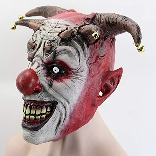 Jingle Jangle Maske - Dodom Halloween Maske Horror Jingle Jangle