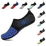 ByBetty Zapatos de Agua Unisex Zapatos de Playa Transpirables y de Secado rápido Esnórquel Natación Surf Yoga Medias de Buceo