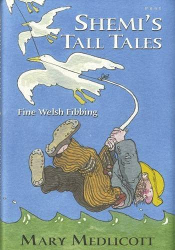 Shemi's Tall Tales Cover Image