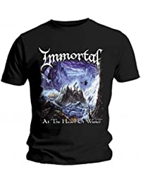 Immortal T-Shirt Immortal - At The Heart Of Winter