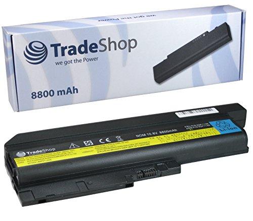 Hochleistungs Laptop Notebook AKKU 8800mAh für IBM ThinkPad T-500 R-500 W-500 SL-400 SL-500 Z60 Z60m 2529 2530 2531 2532 R-61 T-60 R-60-e T-60-p Z-60-m T-61 Z-61-e Z-61-p Z-61-m Z61e Z61e 0672 0673