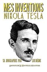 Mes Inventions Nikola Tesla, un livret de Jacques Grimault
