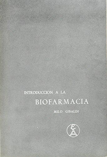 Introducción a la biofarmacia