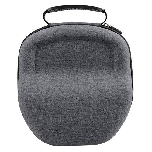 Aproca Hartschalen-Schutzhülle für BENGOO G9000 Stereo/BENGOO V-4 / Micolindun/ONIKUMA K5/Corsair Void Pro RGB/Behringer HPS3000 Studio Wireless Gaming Headset Kopfhörer grau grau