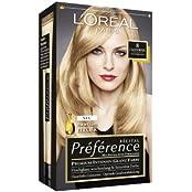 loral paris prfrence coloration naturblond 8 3er pack 3 x 1 colorationsset - Coloration Preference