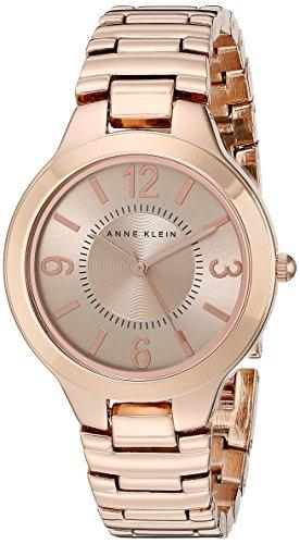 Anne Klein AK/1450RGRG - Orologio da polso da donna colore oro rosa