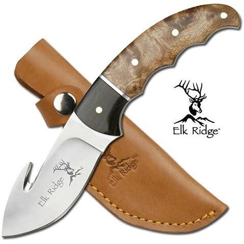 Elk Ridge Cuchillo de caza Elk Ridge Hunter Guthook