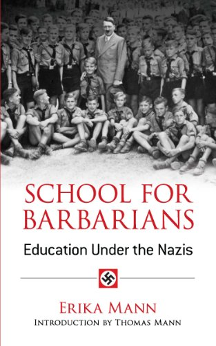 School for Barbarians: Education Under the Nazis (Dover Books on History, Political and Social Science) (English Edition)