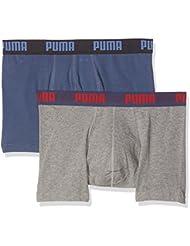 Puma Herren Basic Boxer 2p Unterhose