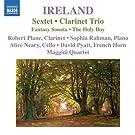 Ireland: Sextet; Clarinet Trio, Fantasy Sonata, The Holy Boy by Robert Plane (2009-02-24)