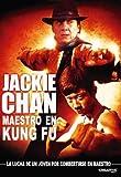 Jackie Chang, maestro en Kung Fu [DVD]