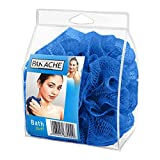 Panache Bath Loofah, Electric Blue