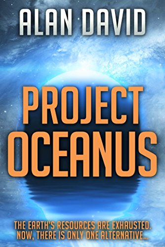 Oceanus Serie (Project Oceanus (English Edition))