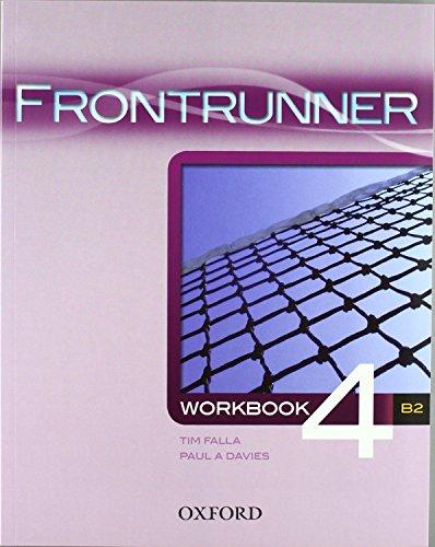 Frontrunner 4: Workbook