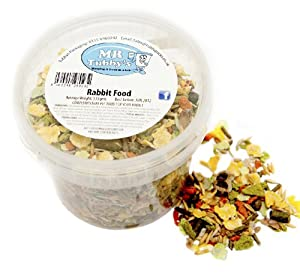 Mr Tubbys Rabbit Food 535 G Pack Of 6 by DBRAQ