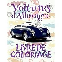 livre coloriage adulte voiture