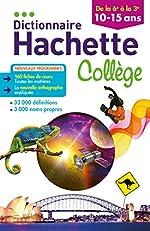 Dictionnaire Hachette Collège de Bénédicte Gaillard