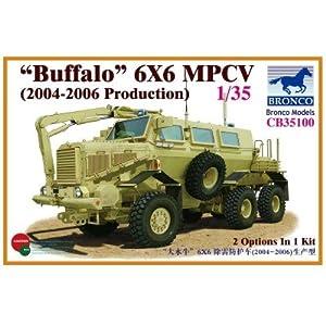 Unbekannt Bronco Models cb35100-Maqueta de Buffalo mpcv