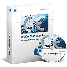 WEKA Manager CE - Den kompletten CE-Prozess nach neuer Maschinenrichtlinie 2006/42/EG strukturiert und rechtssicher durchführen.