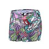 ESCATCH Pantalon De Plage Taille Haute pour Hommes by JMETRIC