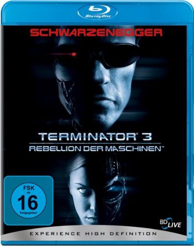 Terminator 3 - Rebellion der Maschinen [Blu-ray]