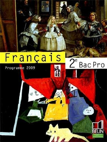 Français 2e Bac pro : Programme 2009