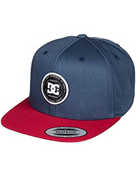 DC Shoes Men's Precurse Snapback Hat Iris Blue