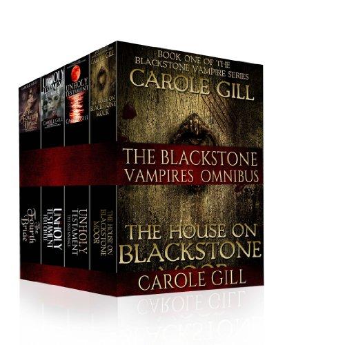 free kindle book The Blackstone Vampires Omnibus