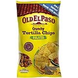 Old el Paso Fajita Tortillas Chips - 185 gr