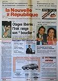 NOUVELLE REPUBLIQUE (LA) [No 14036] du 07/12/1990 - GOLFE / OTAGES LIBERES / L'IRAK RANGE SON BOUCLIER - MICHEL NOIR ET MICHELE BARZACH QUITTENT LE RPR - L'APPEL DE LYON PAR GERBAUD - LE APRIS-DAKAR - YVES CHALIER N'A PLUS DE HAINE -