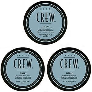 American Crew – Fibra (85 g, 3 unidades)