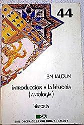 Introducción a la historia: (antología)