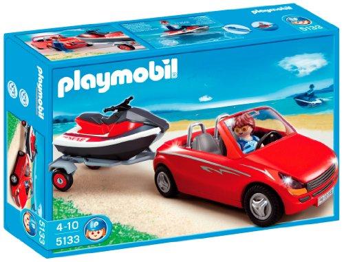 Playmobil Vacaciones - Coche con...