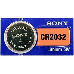 2PC Sony CR20322032Lithium 3V Armbanduhr Electronics Batterien