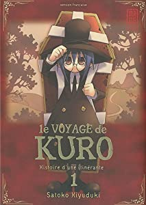 Le Voyage de Kuro Edition simple Tome 1