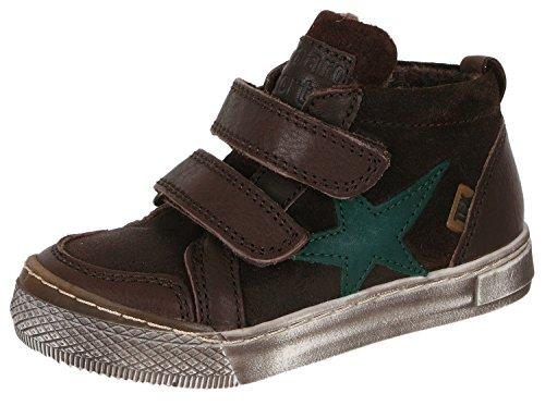 Bisgaard TEX boot, Bottes mi-hauteur avec doublure chaude fille Marron