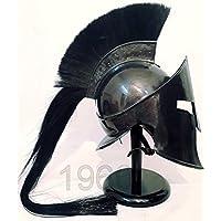 ANTIQUENAUTICAS Wearable 300 Spartan Leonidas Helm Freileder Liner Ritter Geschenk