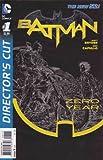 BATMAN: ZERO YEAR DIRECTORS CUT #1
