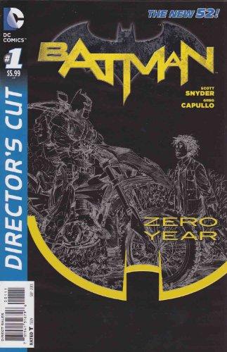 Batman: Zero Year, #21