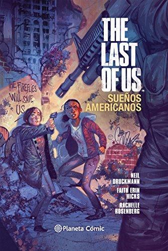 The Last of Us: Sueños americanos (CONAN EL VENGADOR)