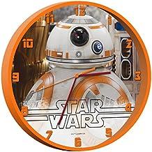 Reloj Star Wars Episodio VII pared BB8