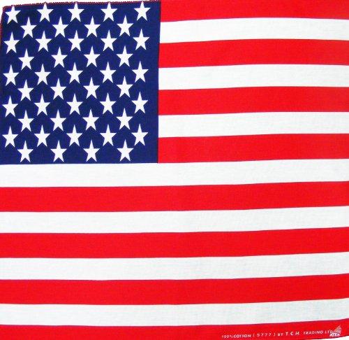 Toalla Estados Unidos de América Bandera Estados Unidos Pañuelo Bandana  Pañuelo Toalla de Nicki Aprox. 0e342500293
