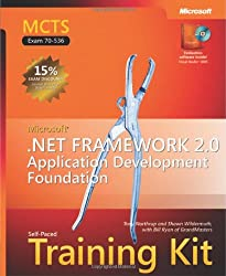 MCTS Self-Paced Training Kit (Exam 70-536): Microsoft® .NET Framework 2.0 Application Development Foundation (Pro-Developer)