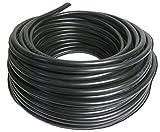 Waskönig + Walter Erdkabel PVC schwarz NYY-J 3x1,5 Ring 100m zur Verlegung im Freien, Erdreich